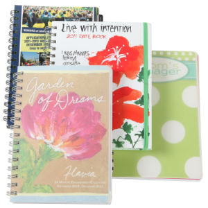 Great Quality Beautiful Yo Binding Note Book Printing pictures & photos