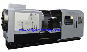 CNC Oil Country Lathe, Spindle Bore Diameter 520mm pictures & photos
