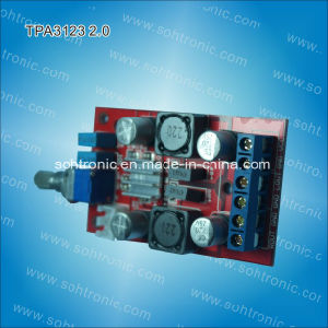 Tpa3123 Class D Mini Digital Amplifier Board 20W+20W pictures & photos