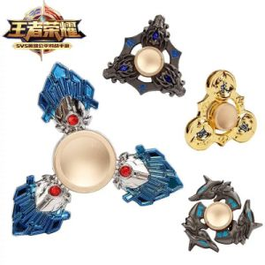 New Fashion King Series Relax Fidget Spinner pictures & photos