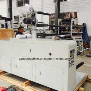 Ybd-320g/450g Slitting Machine with Rotary Die Cutting Station pictures & photos