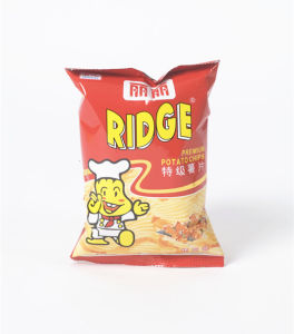 Plastic Puffed Food Packaging Pouch pictures & photos