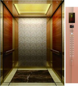 Residential Elevator with Gearless Traction pictures & photos