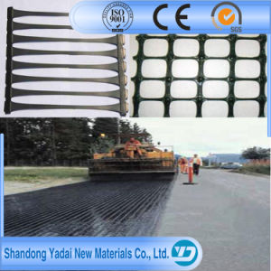 800/100 High Tenacity Polyester Geogrid for Road and Retaining Wall Construction pictures & photos