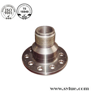 Aluminum Forged Wheel Hub Rotor Shaft pictures & photos
