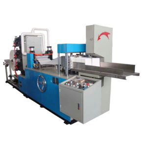 Automatic and High Quality Napkin Paper Making Machine pictures & photos