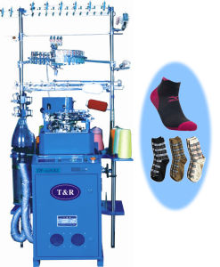 6f 3.5 Inch Plain Socks Machine