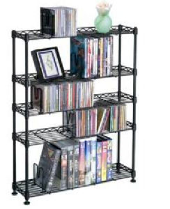 Adjsutable Portable Metal Library Book Rack, NSF Approval (LD9035150B5E) pictures & photos