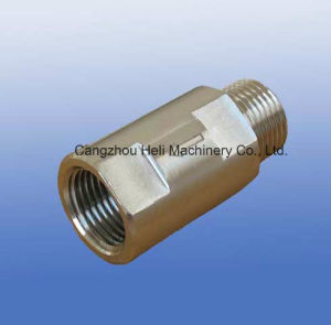 Spring Check Valve Ss316 Mf pictures & photos