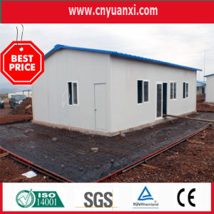 Earthquake Proof Prefab House to Nepal for Emergency Relief