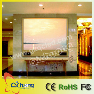 P10 Full Color LED Indoor Video Advertising Display pictures & photos