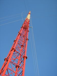 Guyed Tower for Telecommunication pictures & photos