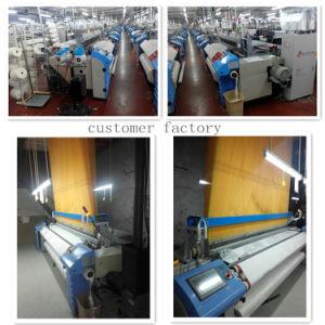 Jlh9200 100% Cotton Plain Twill Satin Fabric Making Sulzer Weaving Machine pictures & photos