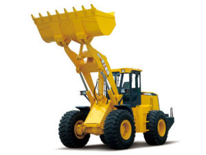 5t Economic Ewheel Loader LW500