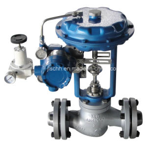 Quick Change Single-Seated Control Valve