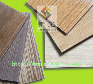 HPL Fireproof MGO Board Furniture, Cabinet, Interior Wall Use