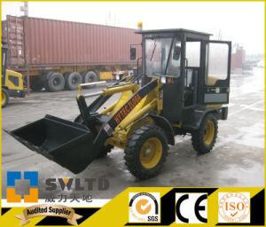 Swltd Brand (ZL 08A) Mini Loader CE Small Wheel Loader pictures & photos