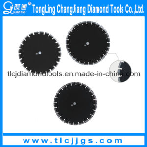 Laser Segmented Saw Blade for Cutting Building Materials pictures & photos