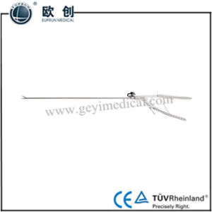 Reusable Laparoscopic Pistol Needle Holder with CE Certificate pictures & photos
