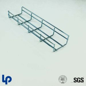New Stainless Steel Wire Mesh Cable Tray