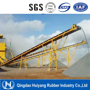 China Made Ep/Nn/Cc Fabric Rubber Conveyor Belt Used pictures & photos