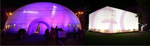 Cheap Commercial Bubble Cube Inflatable Advertising Tent for Sale pictures & photos