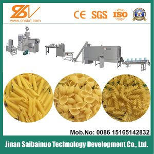 Automatic Stainless Stee High Yield Pasta Production Machine pictures & photos