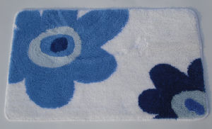 Coral Fleece Bath Mat Selling in Russia pictures & photos