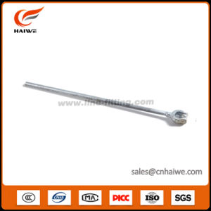 Forged Steel Galvanized Round Eye Anchor Rod pictures & photos