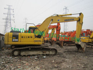 Used Construction Machinery PC200-7
