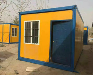 Sandwich Panel Prefabricated Container House pictures & photos
