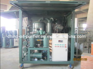 Insulation Oil Zhongneng Sophisticated Transformer Oil Reconditioned Machine pictures & photos