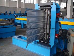 Two Ways Hydraulic Curving Machine for Roofing Panel (crimping machine) pictures & photos