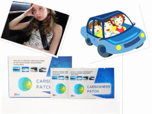 Effect Lasting Carsickness Patch (XMCP006)