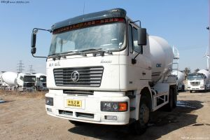 Shacman 6X4 LHD&RHD 10cbm Concrete Mixer Truck pictures & photos