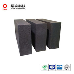 Top Grade Fused Rebonded Magnesia Chromite Brick for Anode Furnace