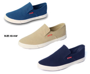 Classic Men′s Casual Shoes (Vul11-34) pictures & photos