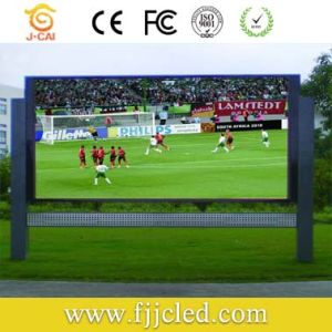 High Brightness P10 Outdoor Full Color LED Display for Sport Ground pictures & photos