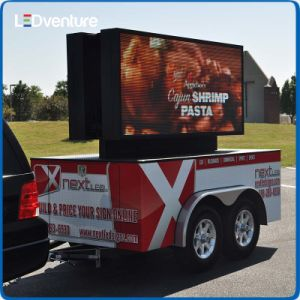 pH5.95 Outdoor Full Color Rental LED Panel pictures & photos