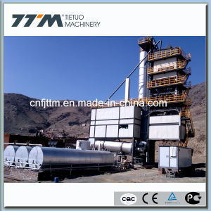 120tph Fixed Hot Mix Asphalt Mixing Plant pictures & photos