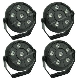 RGB Indoor Disco LED Stage PAR Light for Wedding Event pictures & photos