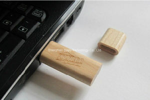 USB Flash Drive USB Stick OEM Logo Wood Pnedrives Memory Stick USB Thumb Drive USB Flash Card USB 2.0 Pen Drive Memory Card Flash Disk U Disk pictures & photos