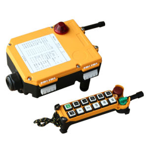 F24-12D Wireless Industrial Radio Remote Controls for Hydraulic Boom Lift pictures & photos
