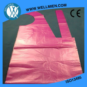Hot Sell Useful Disposable PE Apron pictures & photos