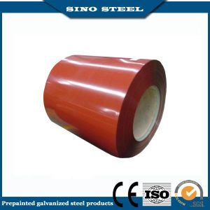 Color Coated Galvanized Rolled PPGI Steel Coil pictures & photos