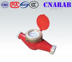 Multi-Jet Vane Wheel Dry Type Hot Water Meter pictures & photos