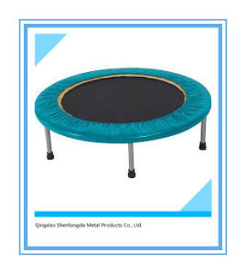 48inch Pipe Plug Trampoline with (elastic rope ball) pictures & photos