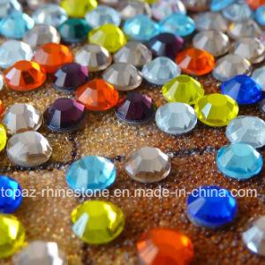 Hot Fix DMC Stone World DMC Rhinestone Mc Hotfix Rhinestone (SS20/5mm all colors/ 3A grade) pictures & photos