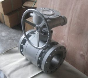 Forged A105 Metal Seat Ball Valve