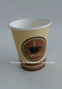 Good Quality Coffee Disposable Paper Cups Logo Printed